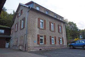 Charmantes Mehrfamilienhaus mit Rheinblick