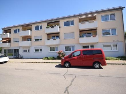 Solide Kapitalanlage in bevorzugter Wohnlage in Weingarten - Renovierungsbedürftige 3-Zimmer-Wohnung