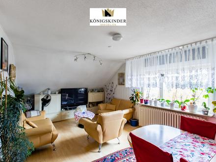 Schöne 3 Zimmer-Wohnung in beliebter Lage von Pforzheim