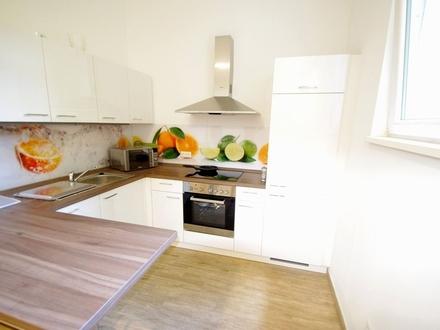 Außergewöhnliche Wohnung mit moderner Einbauküche in zentrumsnaher Wohnlage von Coburg