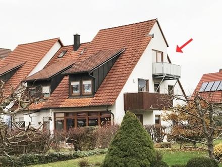 Sichere Kapitalanlage: Attraktive und gut vermietete 1,5-Zimmer-Wohnung