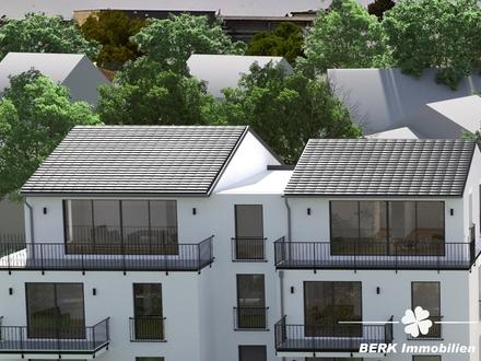 BERK Immobilien - Hochwertige und lichtdurchflutete Penthouse-Neubauwohnung mit 2 Dachterrassen