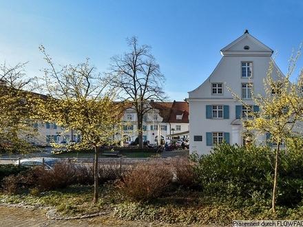 Charmante Wohnung in historischem Gebäude in Aulendorf!