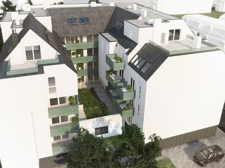Freundliche 2-Zimmer Eigentumswohnung - Top 14