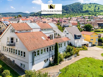 Attraktives Wohn- und Geschäftshaus in Kohlberg. Wohnen und arbeiten unter einem Dach auf fast 900m²