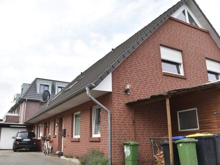 Oldenburg: Geräumige Doppelhaushälfte mit Garten und Carport nahe des Drielaker See's, Obj. 5211