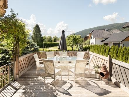 Haus mit Ferienappartement in sonniger Lage von Mauterndorf im Lungau