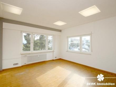 BERK Immobilien - Helle Büroflächen im Industriegebiet Mühlheim Süd zu vermieten