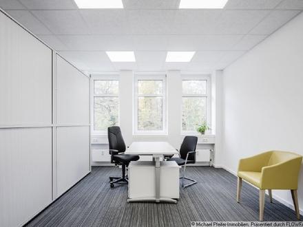 Provisionsfrei für den Mieter! Flexibel gestaltbare Büroeinheiten in angenehmen Arbeitsumfeld.