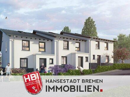 Ritterhude / Neubau - Reihenendhaus mit hochwertiger Ausstatung