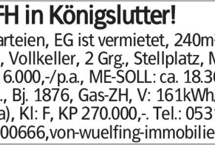MFH in Königslutter!
