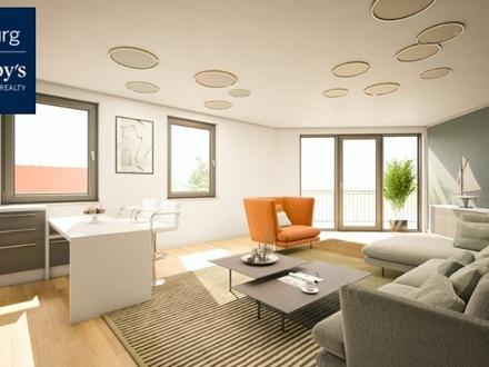 NEUBAU Penthouse mit über 40 qm Dachterrasse