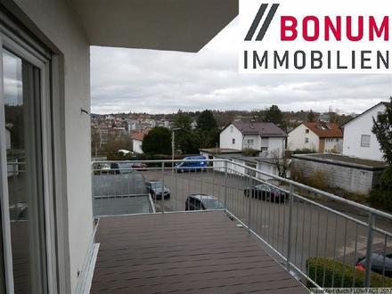 Top renovierte 3-Zimmer-Wohnung in ruhiger Stadtrandlage