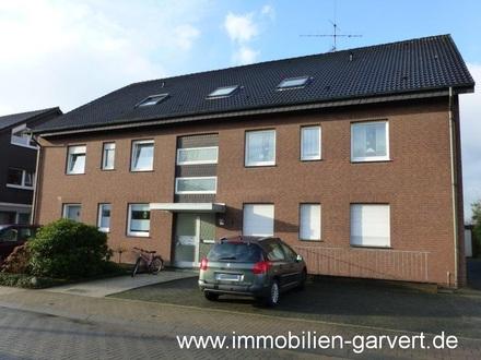 Vermietung - Große 3-Zimmer-Wohnung mit Balkon im Dachgeschoss in ruhiger Lage von Borken