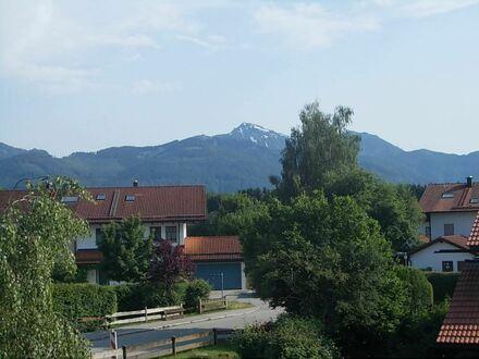 * Ferienwohnung oder auch zum dauerhaften Selbstbezug: mitten im Urlaubsgebiet Chiemsee/Chiemgau: 2 Zim.-Whg. mit traumh.…