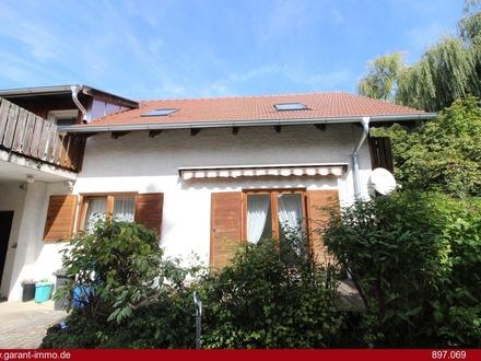 Einfamilienhaus mit Garten in Schwindegg zu verkaufen
