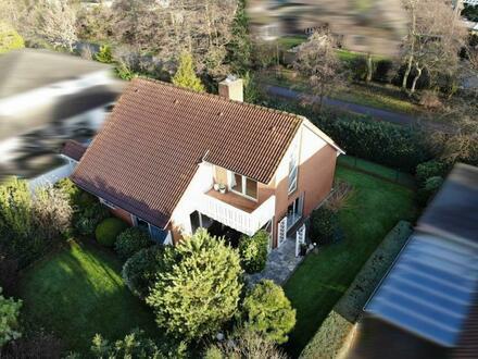 Modernes Wohnhaus mit Kamin, 2 Bädern, Fußbhzg. in bester Lage von OL-Kreyenbrück