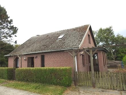 Doppelhaus in Deichnähe