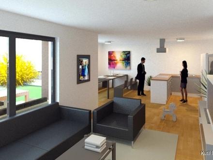 Provisionsfrei für Käufer! - REFUGIUM BREINBERG - 4 Zimmer LOFT-Wohnung - WBF möglich!!!