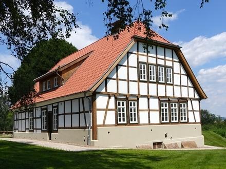 FACHWERKLIEBE Wohnhaus mit Homeoffice