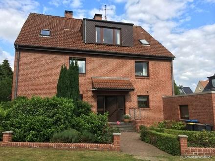 Westerholt - Modern geschnittene Wohnung mit eigenem Kamin und eigenem Eingang