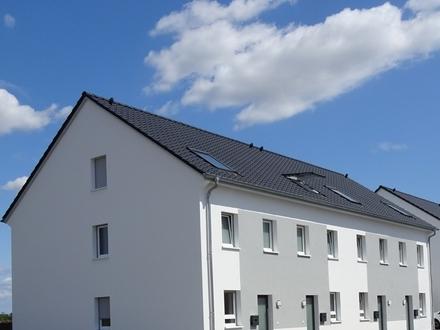 BE FIRST: Neubau-DHH mit trendiger Ausstattung in naturnaher Lage von Osthofen!