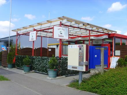 Schnellrestaurant im Gewerbegebiet zu verkaufen!