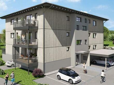Wohnen im Park II - 1- Zimmer-Erdgeschosswohnung