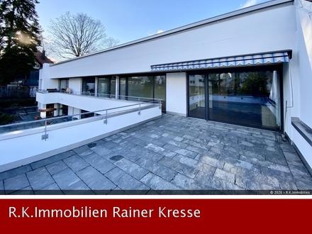 Neu sanierte 4-Zimmer Wohnung mit Dachterrasse in Kempten zu vermieten
