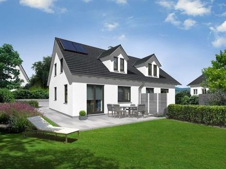 Ihre Doppelhaushälfte mit Grundstück in Pivitsheide