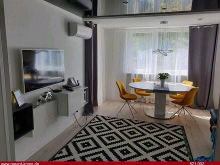 Modern sanierte 4-Zimmer Wohnung mit Balkon