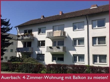 Balkonansicht Schillerstraße