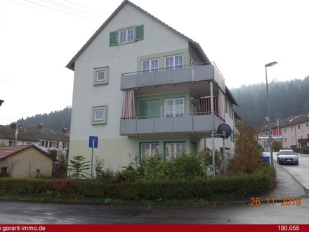 Mehrfamilienhaus in ruhiger Lage