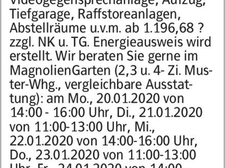 Anzeigentitel Familien willkommen! Wohnen 2.0 in den DreiGärten- SteimkerGärten,...