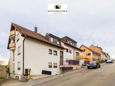 Leerstehende 2-Zimmer Wohnung in ruhiger Lage mit 2 Balkonen