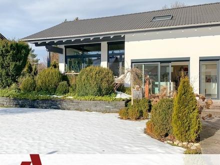 Renovierte Villa in bester Lage in Kolbermoor schon bald bezugsfrei!