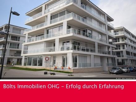 Hochwertige Wohnung im 3.OG mit tollem Blick auf die Weser!