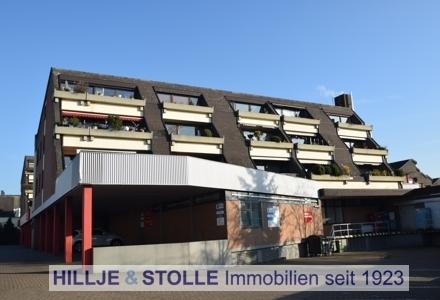 Bezugsfreie Eigentumswohnung mit Tiefgaragenstellplatz in zentraler Lage in Oldenburg - Donnerschwee