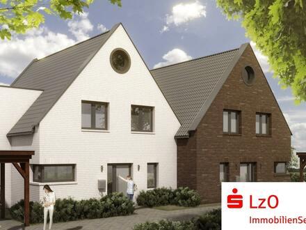 Neubau Doppelhäuser in schöner Stadtlage in Varel