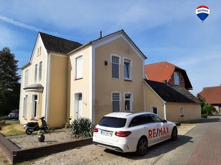 Charmante Villa Mieterfrei mit zwei Wohneinheiten im Zentrum von Lohne