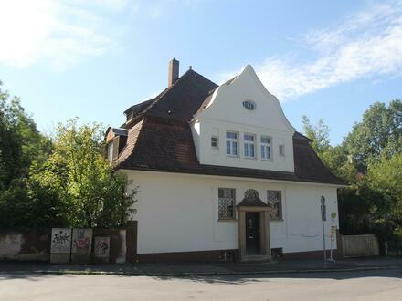 Denkmalgeschützte Villa auf dem Tübinger Österberg