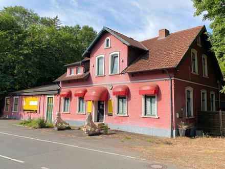 Zwei Häuser - 3.000 m² Grundstück - 750 m² Wohn-/Nutzfläche, Montag, den 27.7. Besichtigungstag!