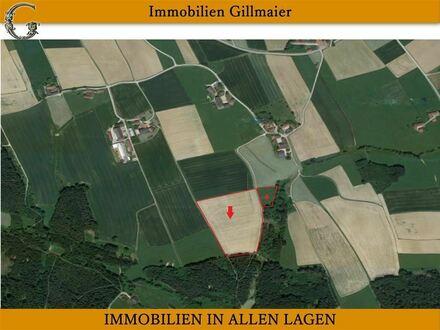 Immobilien Gillmaier - ca. 48.730 m² Ackerfläche mit guter Zufahrt!