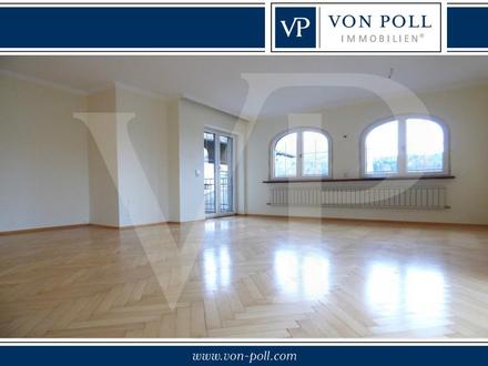Ruhige Lage: 2-Zimmerwohnung mit integriertem Wintergarten!