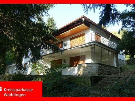 Villa im Dörnröschenschlaf sucht Liebhaber
