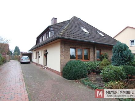 Helle Dachgeschosswohnung in einem ZFH in Donnerschwee (Objekt-Nr.: 58)