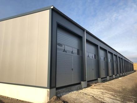 Lagerfläche, Garage, Halle mit Rolltor zu vermieten (Variante Kompakt)
