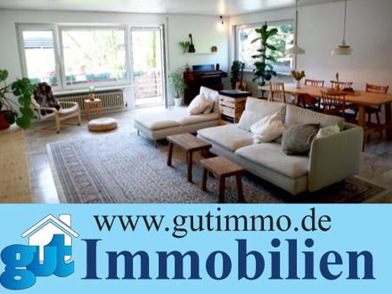 """S-Gablenberg! Nahe Im Buchwald"""" 3,5 Zi.-ETW, Garage, Stellpl., Hobbyraum, Terrassen, Balkon!"""
