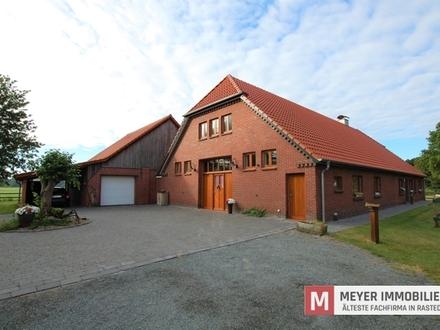 Saniertes ländl. Wohnhaus in ruhiger, ländlicher Lage im Norden von Rastede (Objekt-Nr.: 5910)