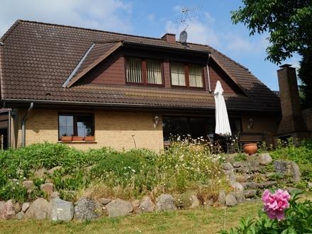 Haus am See | Wassergrundstück in Hohen Sprenz | Landkreis Rostock | www.LUTTER.net